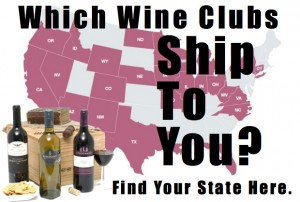 Which Wine Clubs ship to you?